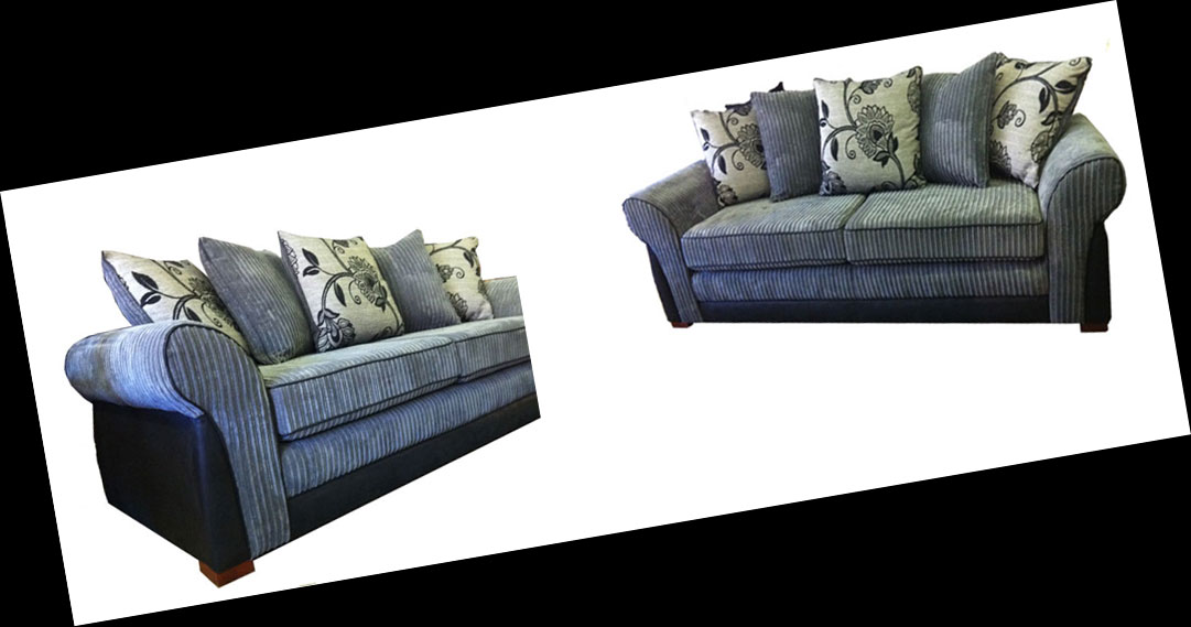 3 & 2 seater sofas both for only £749