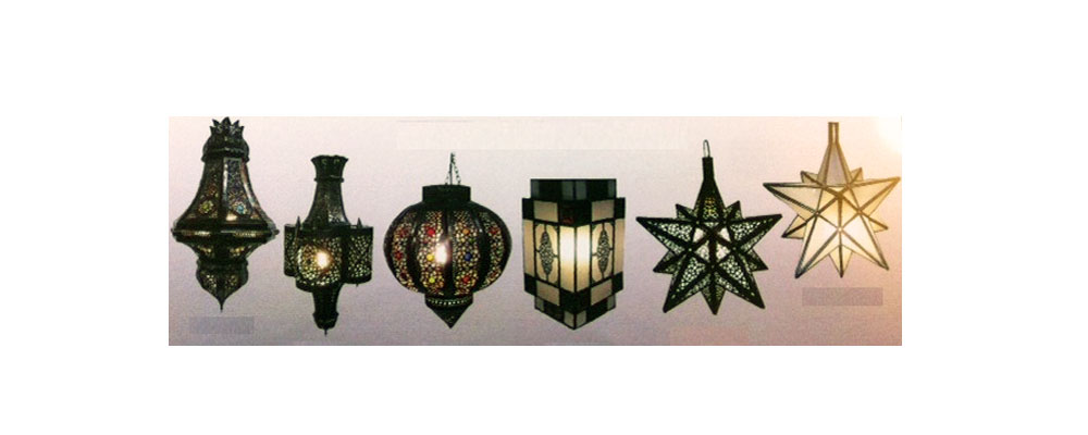 New Moroccan Lighting Displaying Soon